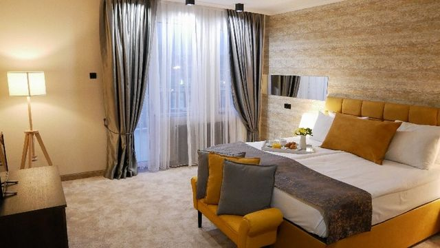 Riverside Boutique Hotel - Double Standart Room